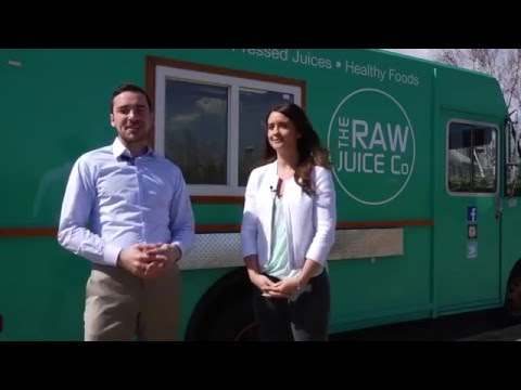 The Raw Juice Company Food Truck