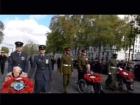 Armistice Day Ceremonies in the UK and France