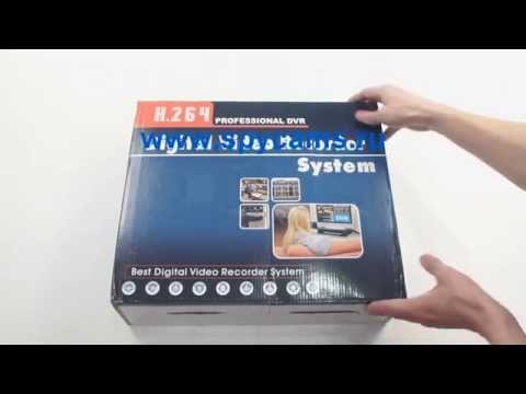 RVi-R16LB-PRO - видеорегистратор от Rvi
