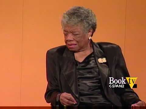 Book Tv Maya Angelou Letter To My Daughter Youtube