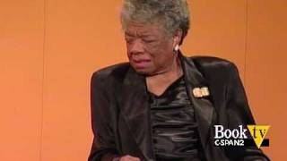 "Book TV: Maya Angelou ""Letter to my Daughter"""