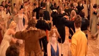 """Танцы на балу из фильма """"Ржевский против Наполеона"""""""