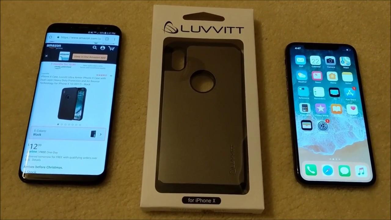 luvvitt iphone x case
