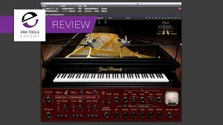 Review The Grand Rhapsody Piano Virtual Instrument By Waves