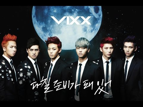 MY TOP 33 VIXX SONGS! (2016)
