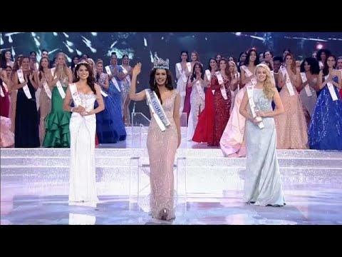 euronews (en français): Miss Inde met le monde à ses pieds