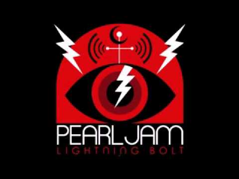 Pearl Jam- Lightning Bolt Lp