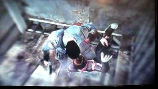 Dead to Rights Retribution Xbox 360 Gameplay 3