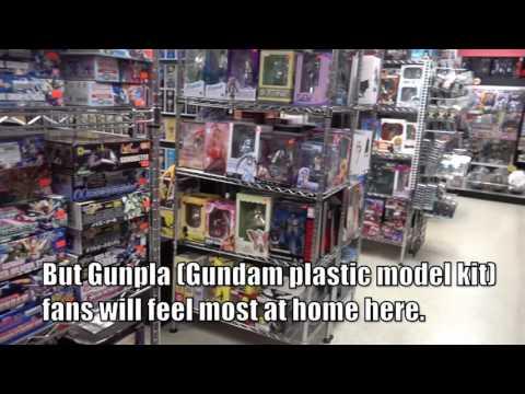 Toronto's Nerdiest Spots: AnimeXtreme