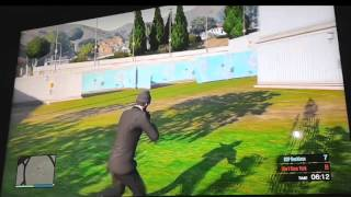 | GTA V ONLINE | 1v1 | USP Reckless vs GTA V  NEW YORK [BIG CAMPER]