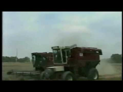 Self Propelled Cart >> Self Propelled Grain Cart Made from Combine - YouTube