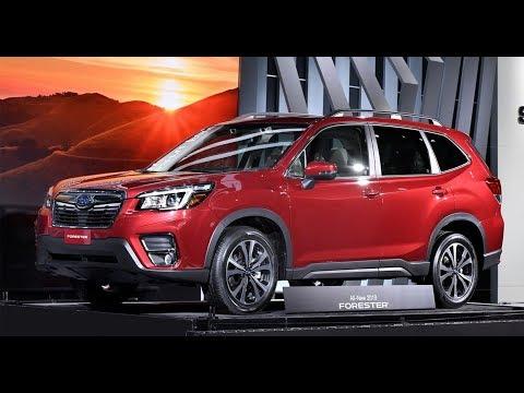 Subaru рассказала, какие новинки привезёт в Россию в 2020 году / Subaru XV, Forester, Legaсy