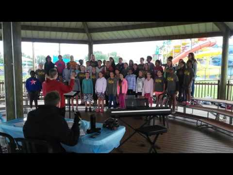 Paloma Creek Elementary School 2016 Choir District Competition - Superior Performance