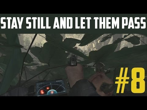 STAY STILL AND LET THEM PASS Call of Duty Ghost Walkthrough Part 8 (COD Ghost Gameplay)