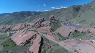 red rocks area, denver may 2017 w audio