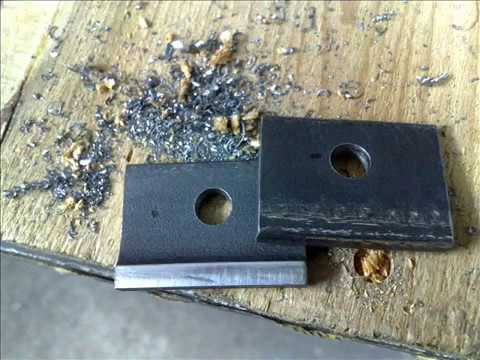 DIY Homemade welding clamps