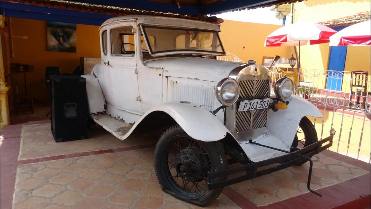 Classic Cars Of Cuba 2018 Youtube