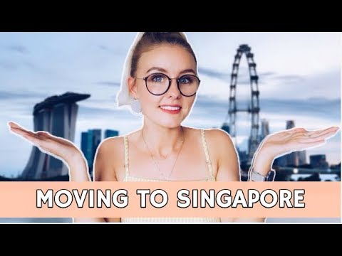 EVERYTHING YOU NEED TO KNOW BEFORE MOVING TO SINGAPORE! 🇸🇬