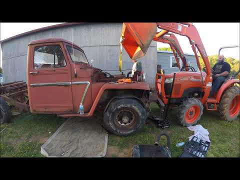 Willys Truck Take Ten: The Engine Swap 194 for 194
