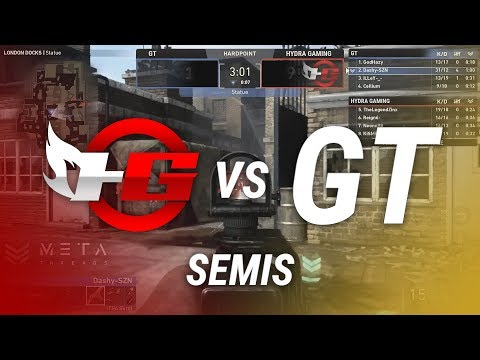 Hydra Gaming Vs GT - UMG $200 Min. 4v4 Variant - Semifinals - April 26th