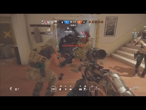 Rainbow Six Siege - Special Education Force on Duty