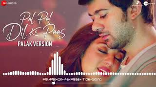 Pal Pal Dil Ke Pass Ringtone Download 🎶