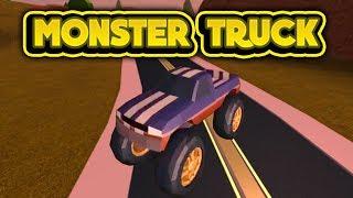 A Monster Truck Is Coming To Jailbreak!  Roblox Jailbreak