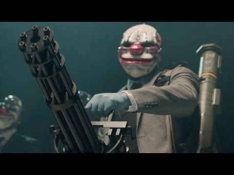 PayDay 2: The OVERKILL Pack DLC Trailer
