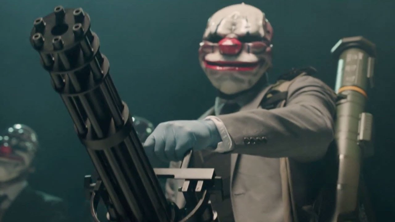 PayDay 2: The OVERKILL Pack DLC Trailer - YouTube