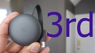Chromecast 3rd Gen (2018 Model) Review