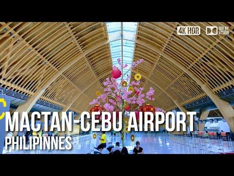 Mactan-Cebu International Airport (MCIA) - 🇵🇭 Philippines - 4K Virtual Tour