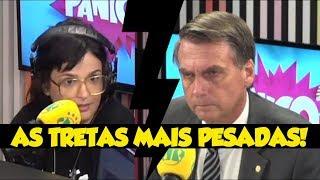 AS MAIORES TRETAS DO PROGRAMA PÂNICO! - 2018 - #1