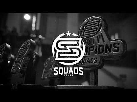 Polaris SQUADS 3: UK/IRL vs USA