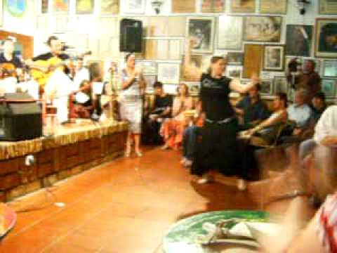 Yvette La Sole Flamenco Juerga Sanlucar