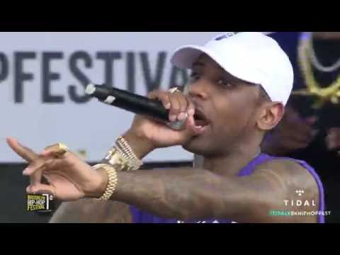 Fabolous You Be Killin Em at 12th Annual Brooklyn HipHop Festival