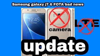 Samsung galaxy j7 2016 FOTA update bad news
