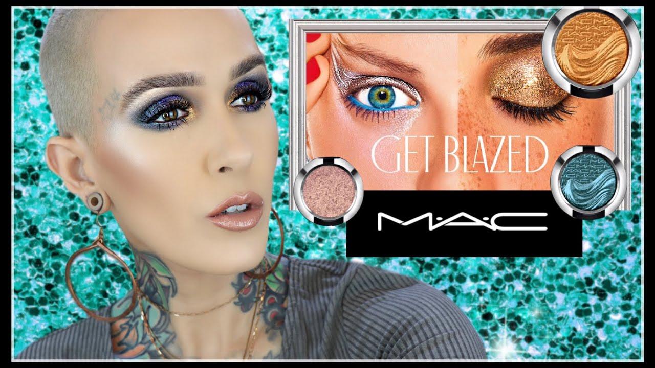 MAC Get Blazed Collection 2 Tutorials & Comparisons