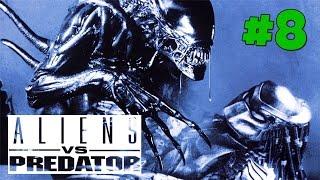 ПРИШЪЛЕЦЪТ Е ТУК! - Aliens vs Predator - Част 8