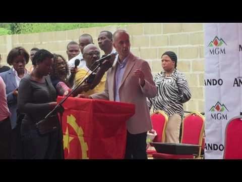Extracção e Exploração de Fosfatos de Cabinda