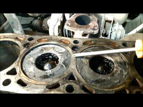 К чему может привести гидроудар в двигателе.