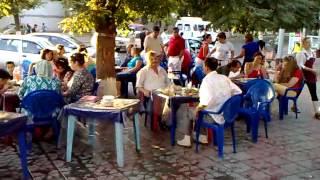 Шашлык в кафе навруз, г.Ташкент
