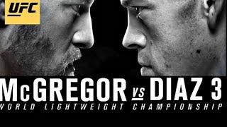 Conor McGregor vs Diaz 3 Illuminati Mind Control Techniques Explained