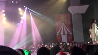 島袋聖南・杉枝真結・玉木ティナ・宮城舞 MUSIC CIRCUS'15.