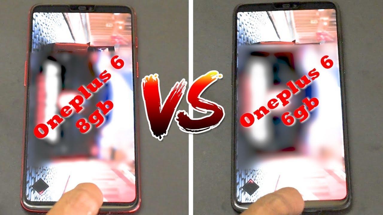 46e5d9a0f71 Do you really need 8gb Ram   Oneplus 6 8gb vs Oneplus 6 6gb ...