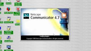 Netscape communicator 4.71