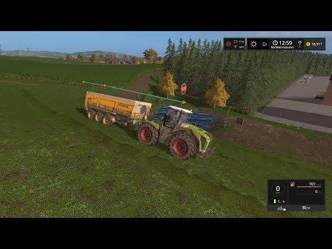 Farming simulator 2017 Timelapse #6   Ballydorn With seasons