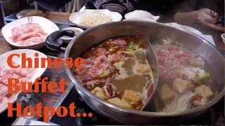 Chinese Hot Pot: Buffet Hot Pot Melbourne Chinatown