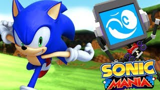 Fandroid plays SONIC MANIA!