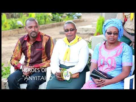 INDIRIMBO NZIZA ABANA BISE ANYITAHO// HEROES OF GOD//MBUGANGARI SDA CHURCH(RUBAVU)