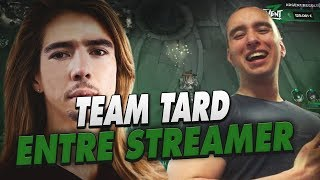 🤣 TEAM TARD ENTRE STREAMER AU Z-EVENT🤣